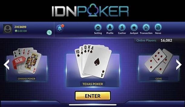 Panduan Texas Poker